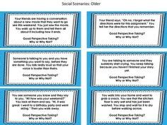 Emotion Scenario Cards Anger Work Stuff Anger