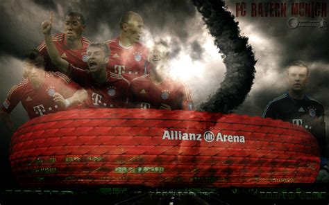wall paper bayern munich football wallpapers