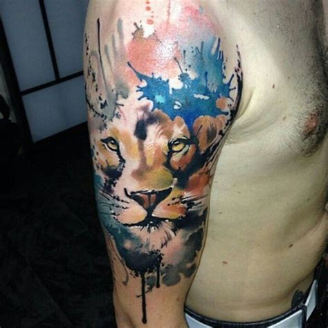 colorful half sleeve tattoos for men 70 amazing exles of stunning colorful tattoos