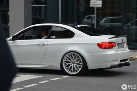 Bmw 3er Coupe E92 by Bmw G Power M3 E92 Coup 233 17 June 2016 Autogespot