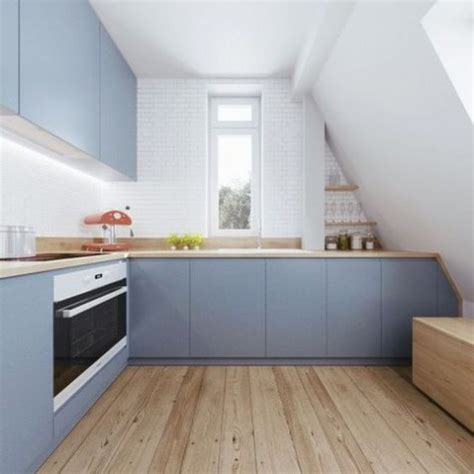 30 edgy attic kitchen design ideas comfydwelling