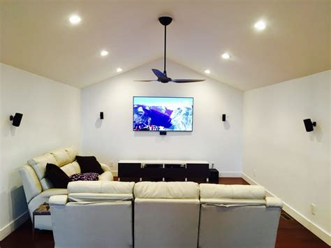 bose lifestyle  series home theater installation