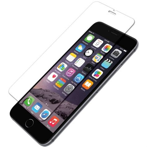 iphone 6 6s plus tempered glass clear