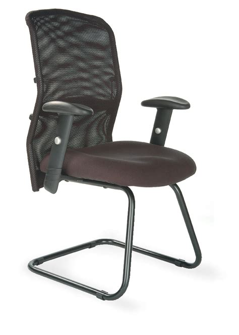 recliners with adjustable lumbar support mesh back visitors chair with adjustable lumbar support 6200