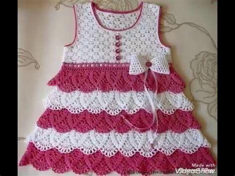 imagenes de vestidos para nenas de 11 a 14 aos precioso vestido para ni 241 as en crochet con patrones
