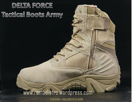 Sepatu Adventure Delta jual aneka sepatu militer delta usa gurun kualitas import harga murah jual aneka barang