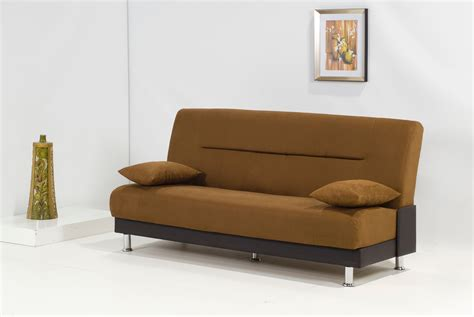 sleeping sofa beds brown sleeper sofa bed fj 05 425 00 modern