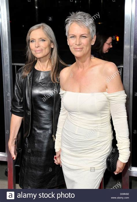 jamie lee curtis kelly curtis los angeles estados unidos 20 de noviembre de 2012