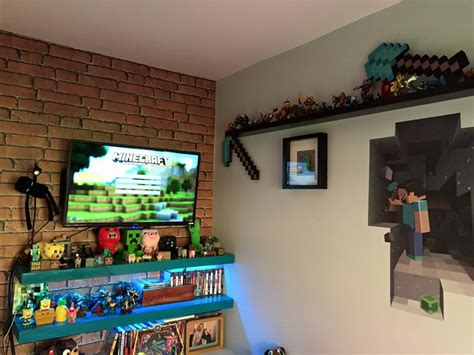 kids bedroom minecraft bringing books to life take a look inside the ultimate
