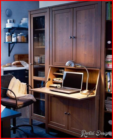 Creative Home Office Ideas For Small Spaces Home Designs Home Office Space Design