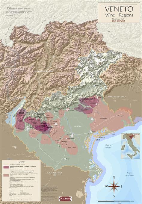 www veneto veneto wine regions