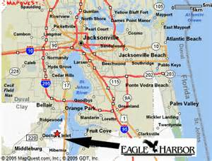 populated places in clay county florida