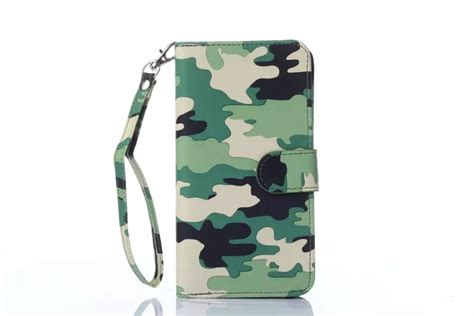 Flip Wallet Army Camo Series Hybrid new design 2 in 1 bag army camo camouflage wallet flip leather for iphone 5c 6 6s 6 6s plus