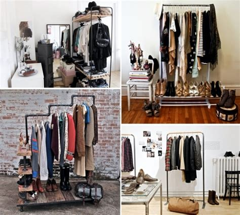 Ways To Store Clothes Without A Dresser by Classify The Clothes Without Cabinet Design Ideas For