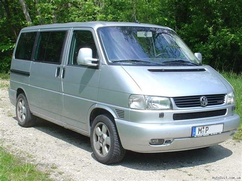 volkswagen transporter t4 review and photos