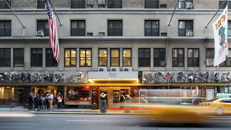 Changing Spaces Roger Smith Nyc Boutique Hotel Near Grand Central Station