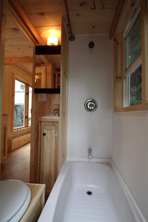 Tiny House Bathroom Design by Molecule Tiny House Tiny House Swoon