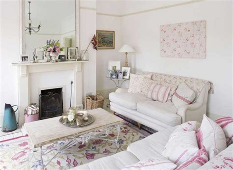 Chic Living Room Ideas by Shabby Chic Home Decor House Experience