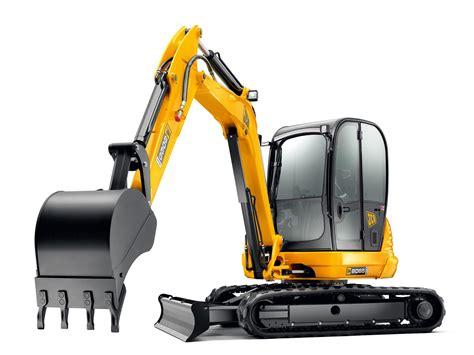 jcb painting jcb 8055 8065 midi excavator service repair workshop