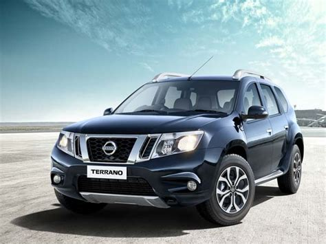 nissan terrano india 2017 nissan terrano launched in india launch price