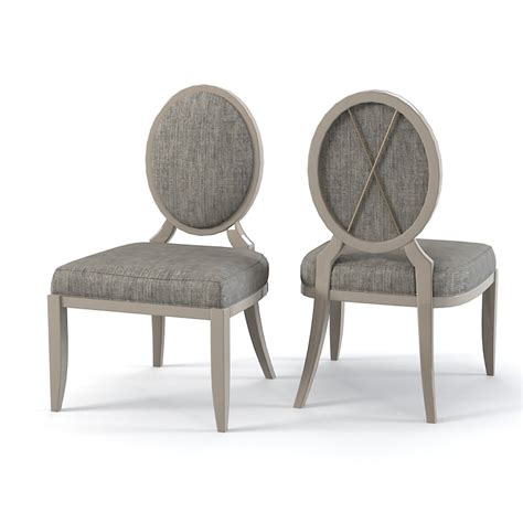barbara barry dining chair 3d 3ds baker 3340 barbara