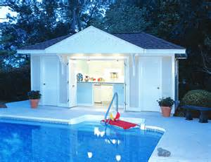 Small Pool House Designs small classic pool house designs ideas and green landscaping design