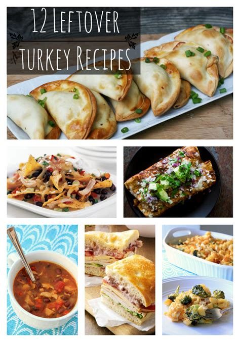 12 amazing meals with thanksgiving leftover 12 leftover turkey recipes food contributor organize