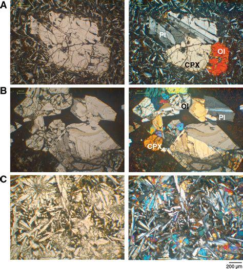basalt thin section description iodp publications volume 355 expedition reports site u1457