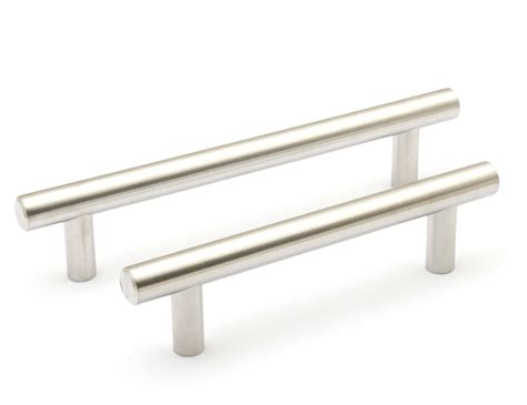 stainless steel kitchen cabinet handles and knobs cc736mm stainless steel t bar handle dia 12mm europe