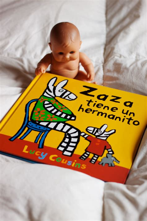 zaza tiene un hermanito 8492750820 cosas que pasan menudos libros ii