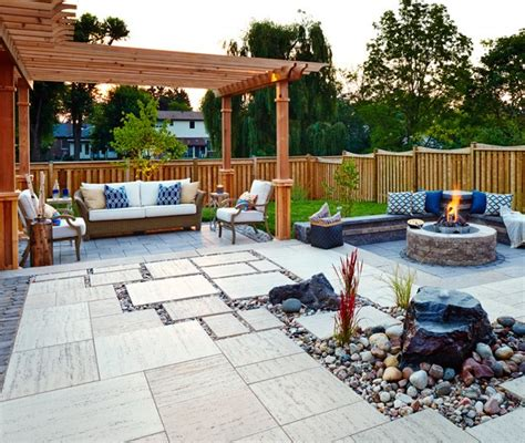 terrassengestaltung ideen backyard patio design ideas