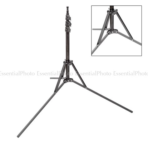 heavy duty light stand pixapro 174 heavy duty portable foldable light stand 220cm