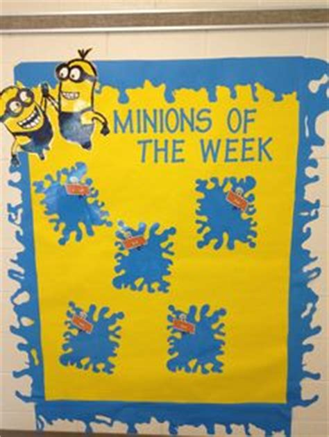 Classroom Decor Themes 1000 Images About Despicable Me Classroom Ideas On