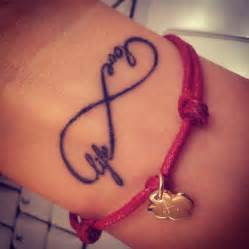 tattoos designs pictures and ideas love life infinity