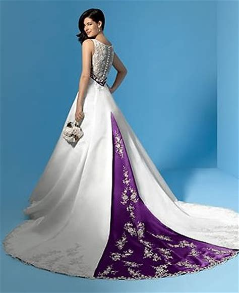 wedding dresses purple i wedding dress pastel purple sash
