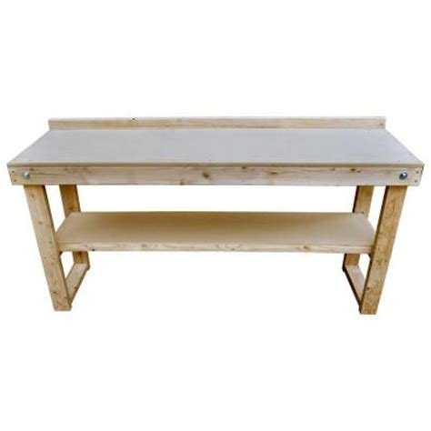 wood bench home depot signature development wkbnch72x22 72 quot fold out wood