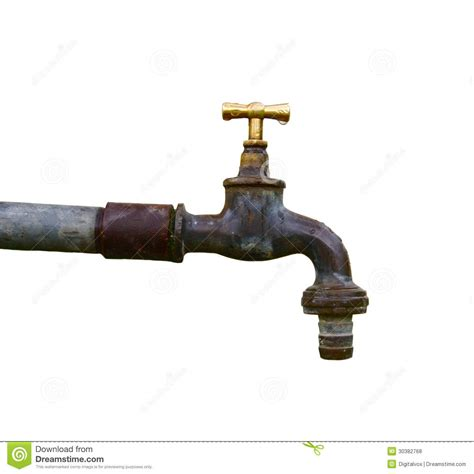 Free Water Faucet by Water Faucet Royalty Free Stock Photos Image 30382768