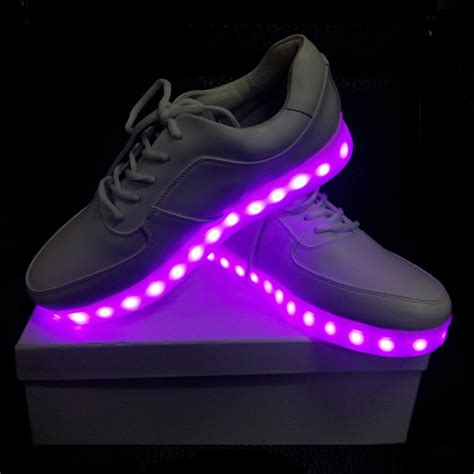 lighting sneakers chiko arnold light up sneakers