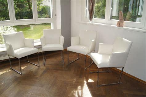 weisse esszimmerstühle mit armlehne esszimmerst 252 hle wei 223 m 246 belideen