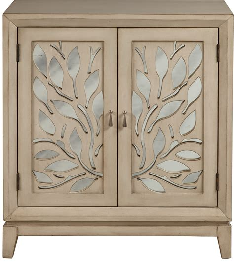 Distressed Cabinet Doors Distressed White Door Cabinet From Pulaski Ds A092004 Coleman Furniture