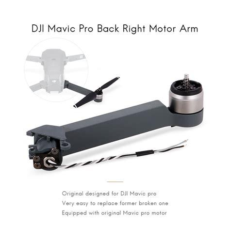 Part Dji Mavic Rc Left And Right original dji part back right motor arm for dji mavic pro rc drone quadcopter for sale us 33 99