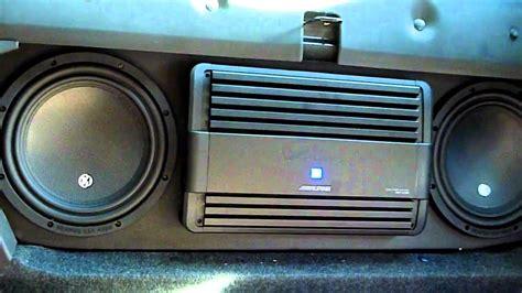 camaro custom sub box 2011 camaro custom sub box