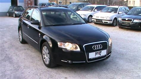 Audi A4 Avant 2006 Review by 2006 Audi A4 Avant 2 0 Tdi Multitronic Review Start