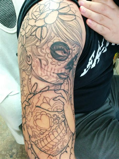 christian tattoo augusta ga my first big tattoo smoke jellyfish by christian perkins