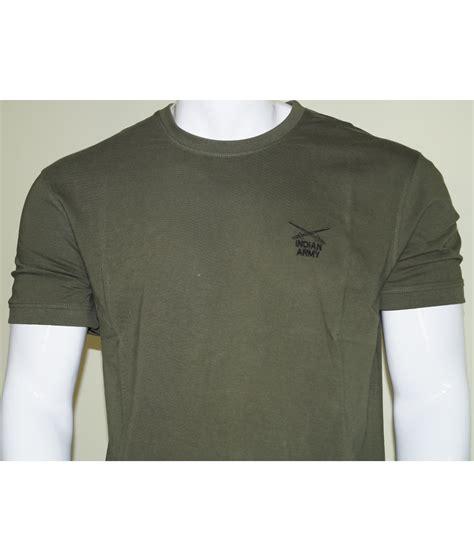 Kaosbajut Shirt Navy Militer Army indian army t shirt t shirt manufacturer