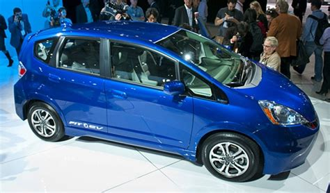 Honda Fit Electric 2020 by New Honda Fit Ev Electric Jazz Due For 2020 Return