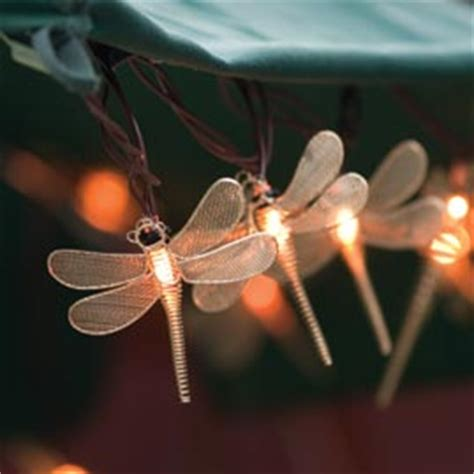 dragonfly string lights outdoor wire mesh dragonfly string lights animal string