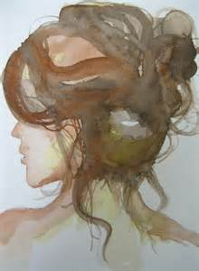 25 best ideas about simple watercolor paintings on