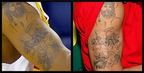 Chris Browns Sleeve Tattoos Check Out Each Chris Brown Chris Brown Sleeve Tattoos