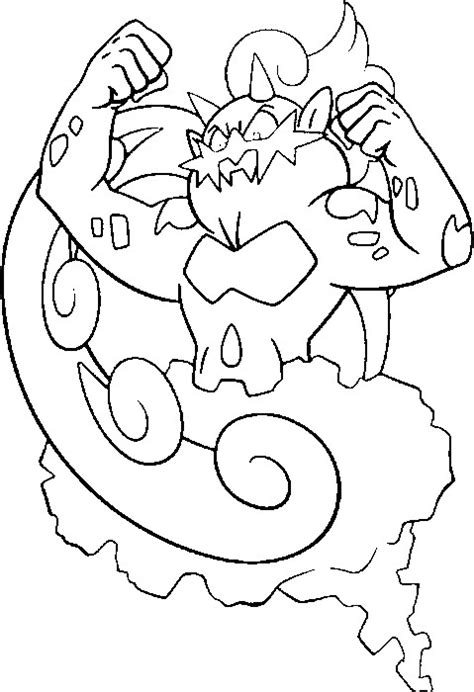 pokemon coloring pages thundurus coloring pages pokemon tornadus drawings pokemon
